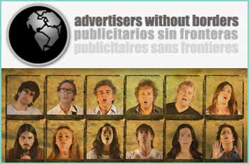 Advertisers Without Borders is a growing community of advertising & communication professionals who have a true passion for social causes.