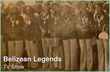 Belizean Legends is a documentary series that will highlight Belizean greats in sports, music, politics, and all ways of life.