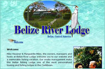 The Belize River Lodge rests quietly on the lush, green banks of the Belize Olde River, only 3.5 miles from the mouth of the river - the entrance into the Caribbean Sea and classic Flats fishing. A tried and proven world-class fishing lodge, it has been in continuous operation since 1960. It was the first fishing lodge built in Belize. Situated amidst an abundant tropical setting, balmy breezes rich with the sound of bird song drift among the private cottages creating a naturalist's paradise. Relax and delight in our Belizean hospitality and our delicious combination of fine Belizean-Creole cuisine.