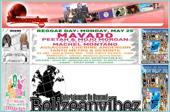 BelizeanVibez.com - A Source For Entertainment on demand.