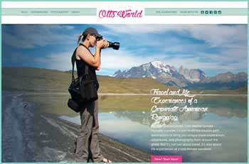 It�s my travel blog journey from from traditional cubicle to travel writer and digital nomad.  I inform and (hopefully) amuse you on the topics of  Travel, Photography, and Life.  I continue to wander the world solo without a home � no kids, husband, boyfriend (they would all just slow me down!).  I still have spent nearly a decade living out of a suitcase and experiencing the world through housesitting, volunteering, writing assignments, and anything else that sounds exciting and comes with a bed.  Sometimes it�s great, and sometimes it�s not so great; it�s just my nomadic life.