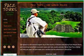 Pacz Tours Belize leads daily tours to all of the known sites and quite a few unknown ones as well. We pride ourselves on having the most experienced and knowledgeable tour guides in San Ignacio, Belize. Our tours include: birding, canoeing, kayaking, caving, hiking, cave tubing, zip-lining and quads – both short tours or over night trips.