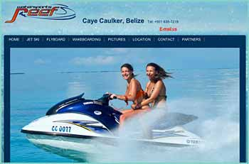 In November 2013, the FLYBOARD was introduced to Caye Caulker by Reef Watersports.  Reef Watersports is the only water sport company to provide this exciting experience in the whole country of Belize.  The flight experience is USD$130 per person or USD$180 for 2 people.
