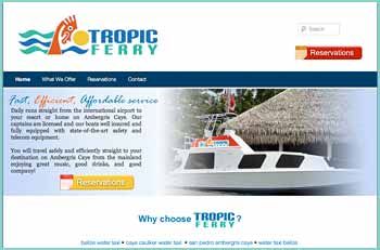 Daily runs straight from the international airport to your resort or home on Ambergris Caye. Our captains are licensed and our boats well insured and fully equipped with state-of-the-art safety and telecom equipment. You will travel safely and efficiently straight to your destination on Ambergris Caye from the mainland enjoying great music, good drinks, and good company! The total trip only takes approximately one and a half hours and cost only $125 US per person round trip and $75 US per person one way.