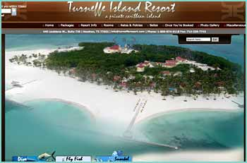 Turneffe Island Resort is a 14 acre private Caribbean Island and is located 35 miles off the coast of Belize City, Belize. We can be found at the southern tip of Turneffe Atoll with the Elbow in our backyard. Our resort offers world-class fly fishing, unique diving at over 70 sites, valet dive service and many relaxations opportunities. With every package we provide round trip transfers on Saturdays and Wednesday from Belize City and the island, 3 exquisitely prepared meals daily, hot and cold hors d' oeuvres served daily, and morning coffee - tea service delivered to your guestroom.