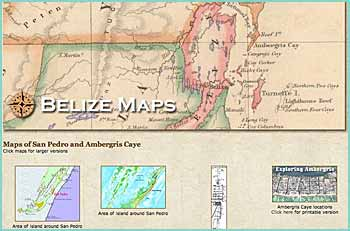 A large collection of maps of Belize and related areas. Relief Maps, diving maps, electoral maps, historical maps, satellite imagery, Maya sites. Need a map of Belize, here you go!