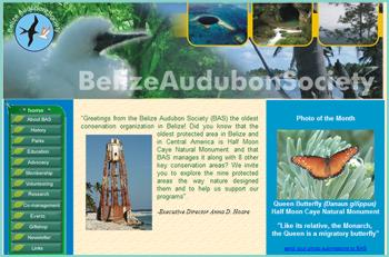 Greetings from the Belize Audubon Society (BAS) the oldest conservation organization in Belize! Did you know Lighthouse at Half-moon Caye that the oldest protected area in Belize and in Central America is Half Moon Caye Natural Monument. and that BAS manages it along with 8 other key conservation areas? We invite you to explore the nine protected areas the way nature designed them and to help us support our programs.
