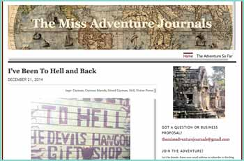 Welcome to The Miss Adventure Journals! I am Siobhan and this is where my wanderlust has taken me so far