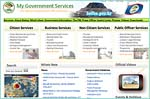 My Government(The Belize Government's Official Portal)