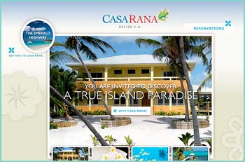 Casa Rana villa, located on Ambergris Caye, Belize, is a luxury rental home that is the perfect place for your Caribbean adventure.