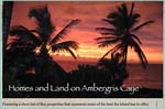 Homes and Land on Ambergris Caye, Belize. Featuring a short list of fine properties that represent some of the best the island has to offer. I would love to talk to you  so feel free to send me your phone number and a good time for me to call. Its so much nicer to meet that way! Thanks for reading  I hope to see you soon on the white sand beaches of Ambergris Caye!! Homes ... All beachfront, all excellent locations.