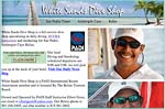White Sands Dive Shop is a full service dive shop specializing in daily diving, SCUBA instruction and snorkeling for San Pedro, Ambergris Caye Belize. Our local Diving and Snorkeling scheduled departures are 9:00 and 2:00, we will pick you up at the dock of your hotel. White Sands Dive Shop is a PADI International Resort Association member and is licensed By The Belize Tourism Board, and is owned and operated by PADI Staff Instructor Elbert Greer