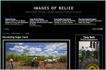 Phenominal (def. adj.Incredible, fantastic, frickin sweet) images from the Central American country of Belize, from the master photographer, Tony Rath