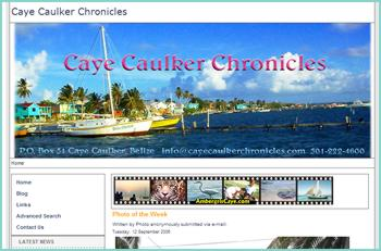 Come see us for the latest news and information on Caye Caulker, Belize. Photographs, blogs, news, photo of the week, and more!!!