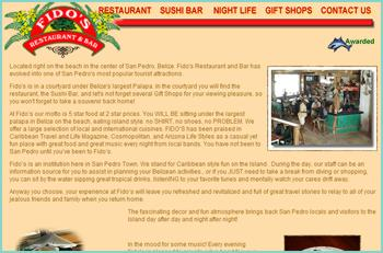 Fido's Courtyard & Pier has been an island standard for over 50 years.  Come in and discover the pleasures of the best seafood, cocktails and entertainment to be had on the Isla Bonita.  We look forward to meeting you!