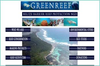 Green Reef is a non-profit, non-governmental membership organization dedicated to the conservation and sustainable use of Belize's vast barrier reef complex and the associated marine environment in order to maintain the integrity of the ecosystems for the benefit of all humans.