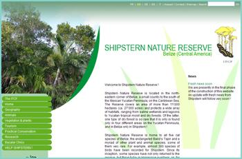 Shipstern Nature Reserve is located in the north-eastern corner of Belize, covers an area of more than 11�000 hectares (ca. 27�000 acres), protecting a wide array of habitats, ranging from saline wetlands and lagoons to Yucatan tropical moist and dry forests. Shipstern Nature Reserve is home to all five cat species of Belize, the endangered Baird�s Tapir and a myriad of other plant and animal species, some of them very rare, and almost 300 species of birds.